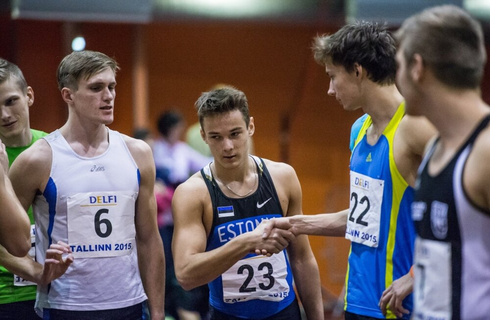 Rahvusvaheline mitmevõistlus Eesti talvised mitmevõistluse meisrivõistlused