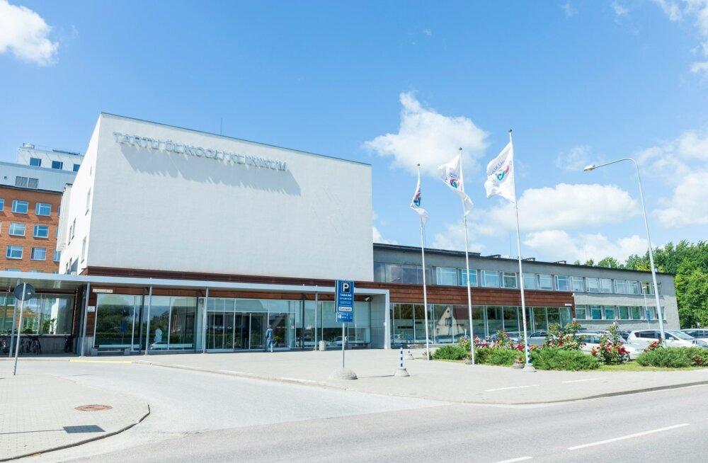Tartu Ülikooli Kliinikumi hoone