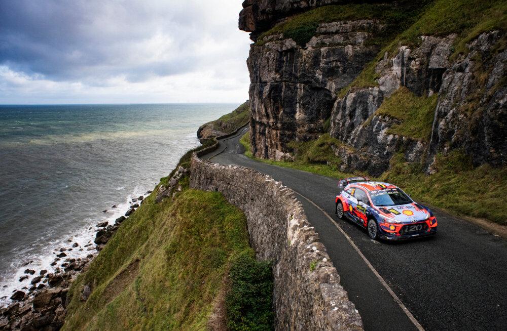 Ajaleht: 2021. aasta WRC kalendris tuleb veel ridamisi muudatusi