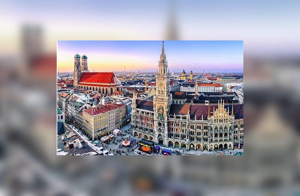 Nordic Aviation avab laupäeval Müncheni lennuliini