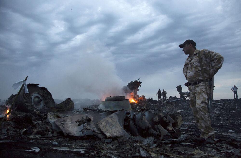 Ajaleht: Soome osaleb salaja MH17 allatulistamise uurimises