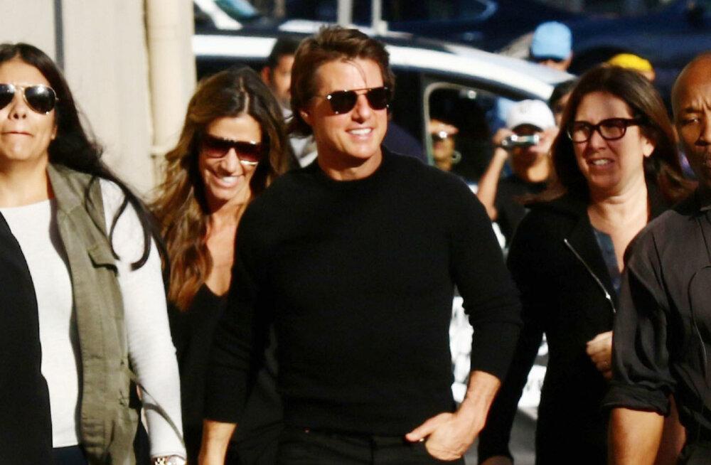 UUS ELU! Tom Cruise kolis Inglismaale, leidis pruudi ning kohtus üle pika aja taas oma tütrega