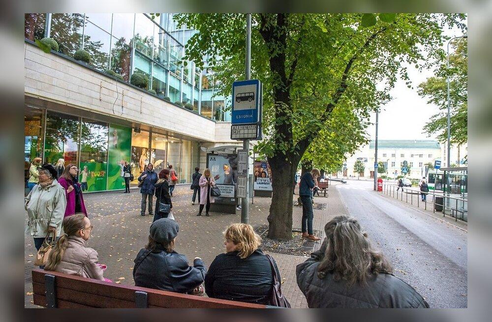 Исследование: эстонским женщинам часто приходится терпеть расистские нападки, главным образом в общественном транспорте