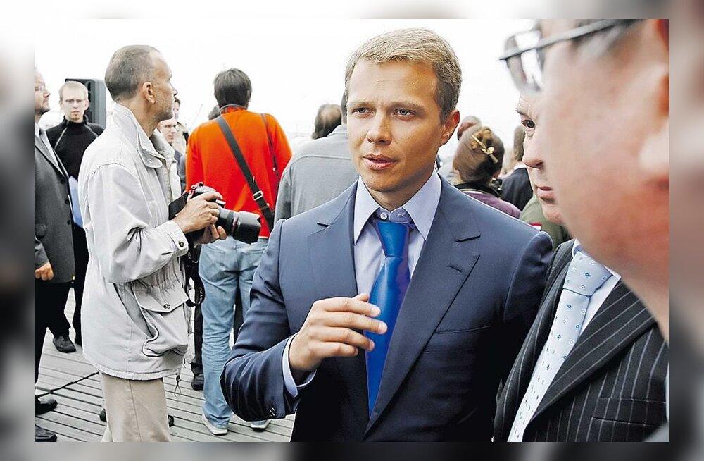 Правительство освободило Максима Ликсутова от эстонского гражданства