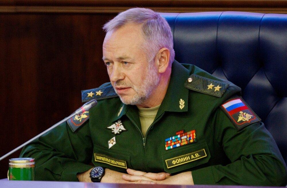 Asekaitseminister: Venemaa ei kavatse mingil juhul naaberriikidesse sisse tungida, Zapadil võideldakse terrorismiga