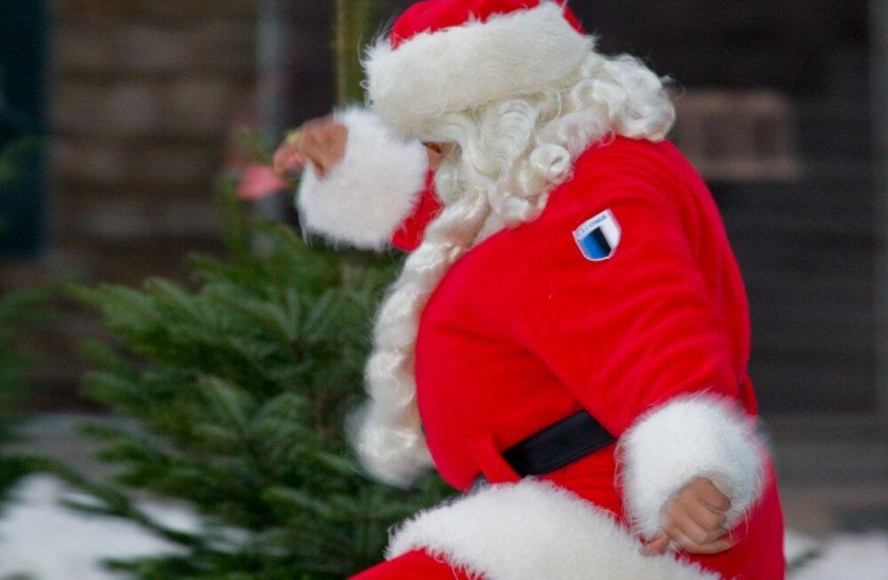 Kui palju makstakse töö eest jõulupühadel?