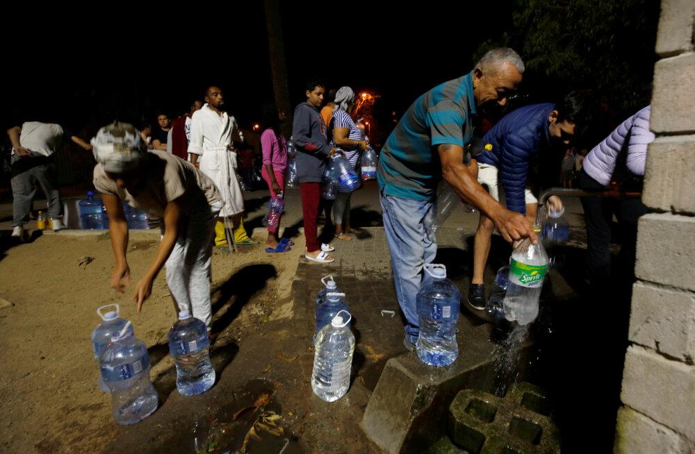 Kaplinlased vett kogumas
