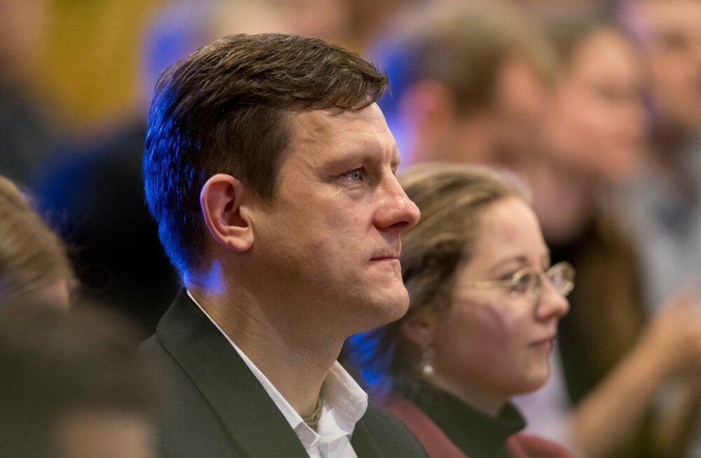 Soome börsiguru Seppo Saario vestlusring