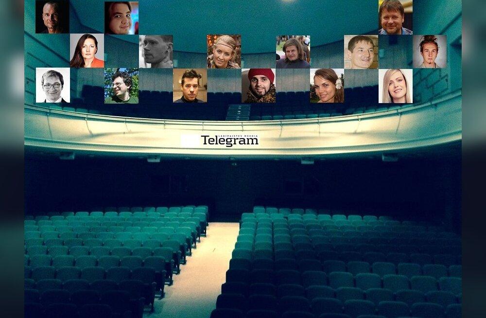 Telegrami konverents toob reedel Salme kultuurikeskusesse kokku alternatiivsed maailmavaated