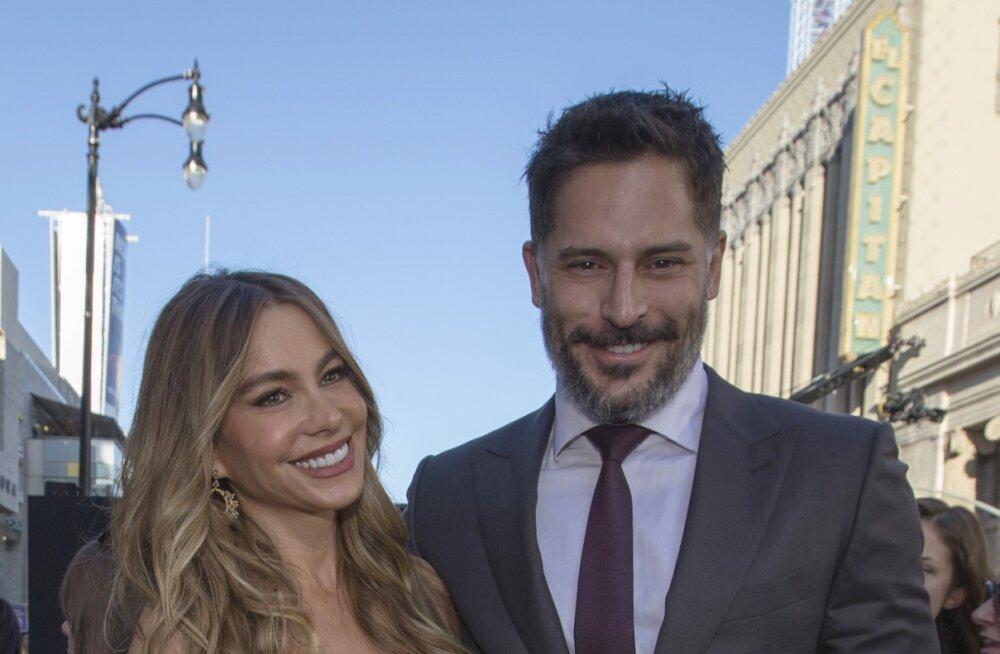 Millal abielluvad Sofia Vergara ja Joe Manganiello?