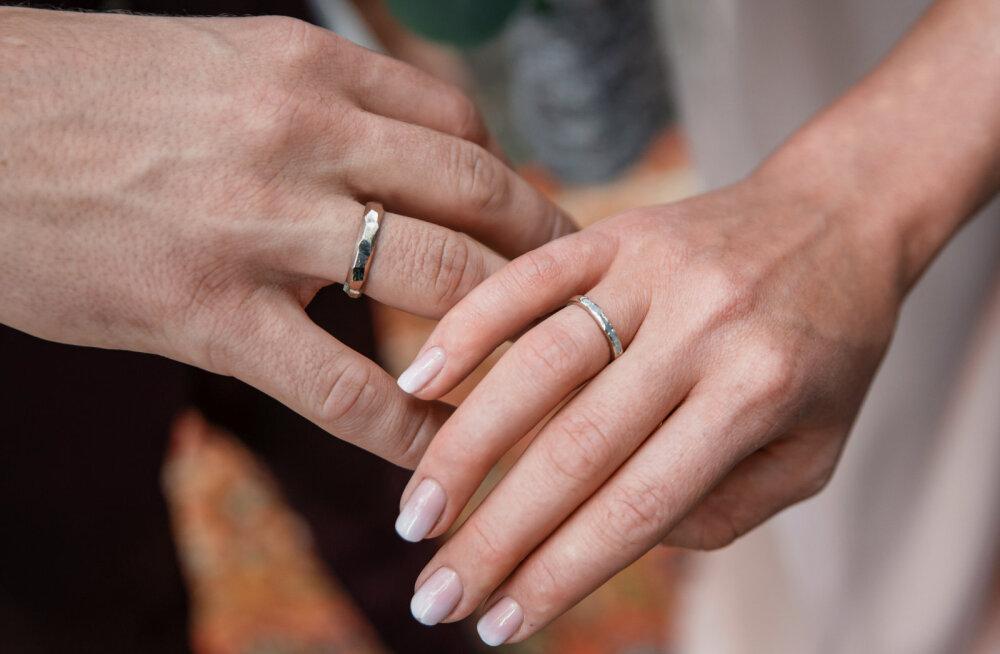 Lugeja: kui naisel on sõrmus sõrmes ehk abielu eesmärk saavutatud, lastakse ennast käest ära