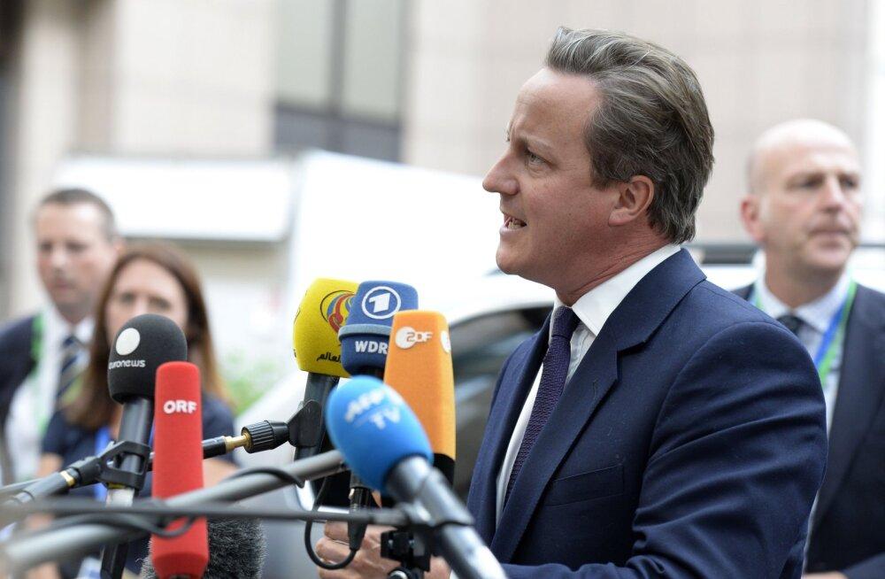 Кэмерон обещает усилить борьбу с ИГ и осуждает российские авиаудары