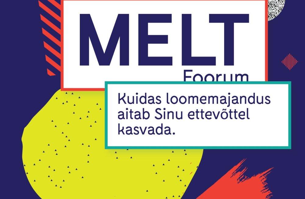 Tasuta suurkonverents MELT viib kokku ettevõtjad ja looviiskud