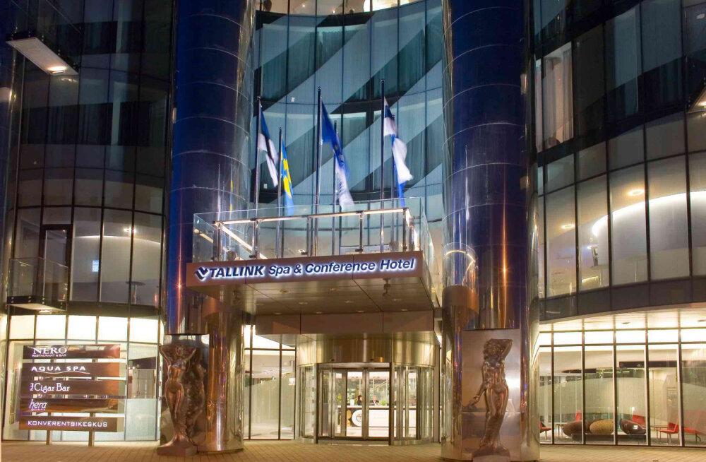 Tallink Hotels hotellid liitusid uuest aastast ametliku tärnidepõhise kvaliteedistandardiga