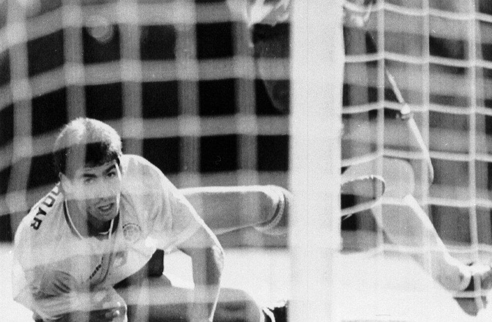 Andres Escobar 1994. aasta MM-finaalturniiril.