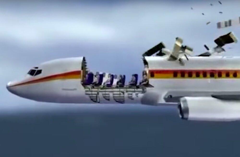 Jalustrabav VIDEO | TOP 10 kõige ekstreemsemat maandumist lennuajaloos