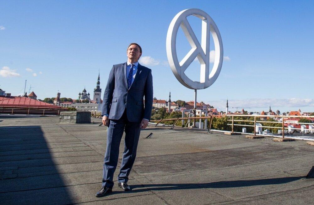 Проект: Tallinna Kaubamaja станет в два с половиной раза больше