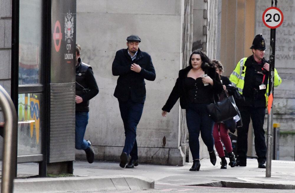 Islamiriik võttis London Bridge'i rünnaku eest vastutuse