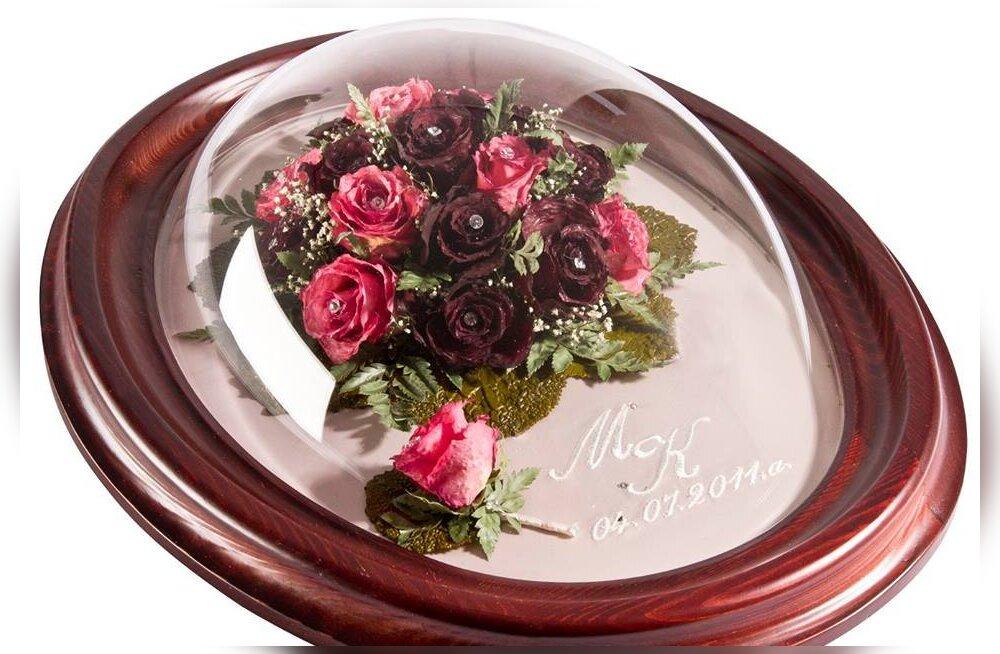 Naisteka pulmablogi: mis on õnnekapsel ja mida ta sisaldab?
