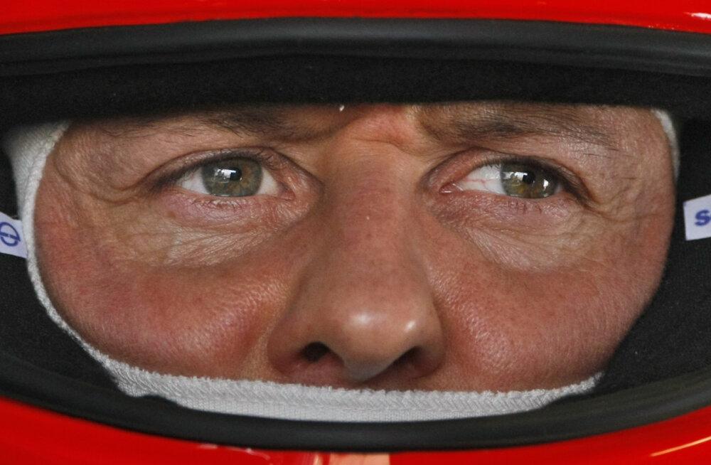 Saksamaa meedia: Michael Schumacher viidi Pariisi haiglasse, eksperimentaalse raviga loodetakse sakslane jalgele aidata