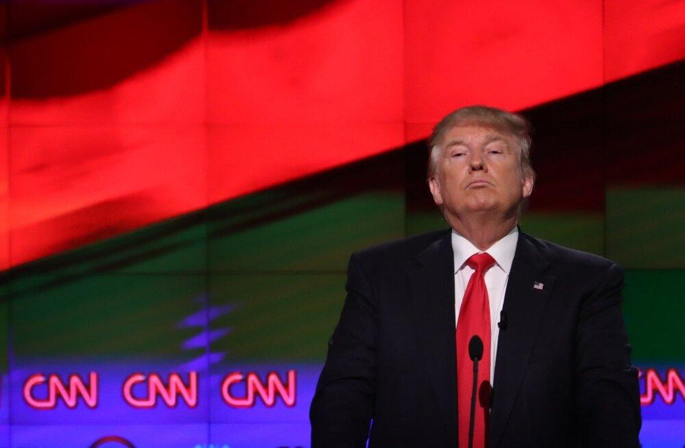 Donald Trump: Putin on olnud väga tugev juht, palju tugevam kui meie oma