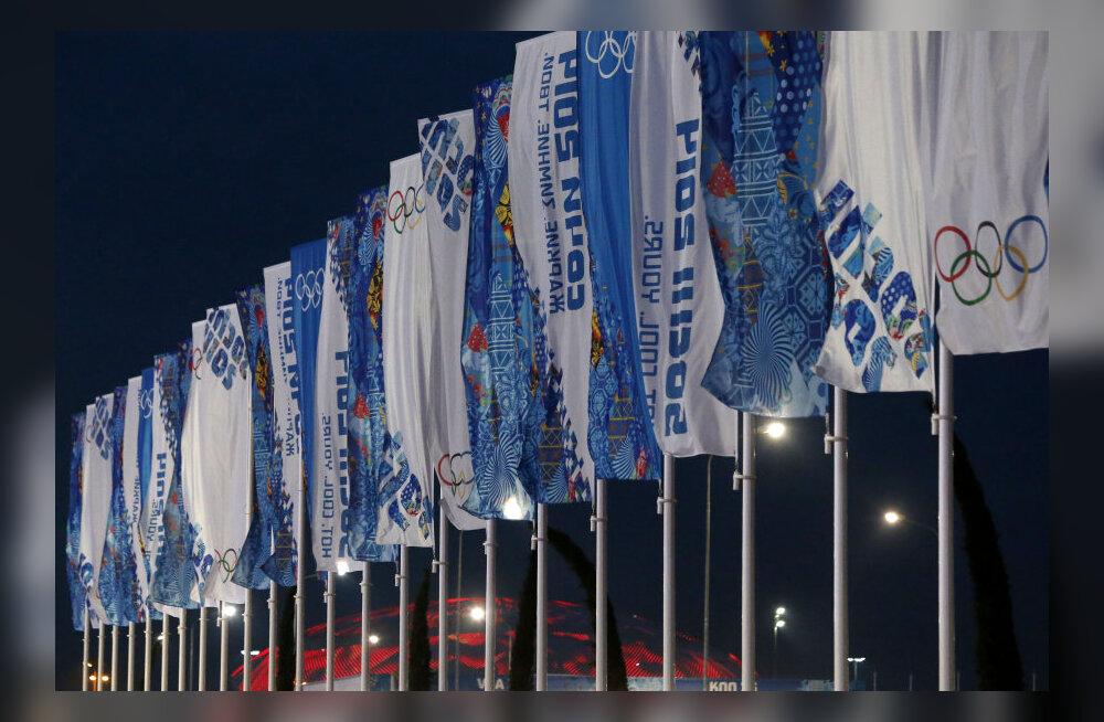Sotsi olümpialipud