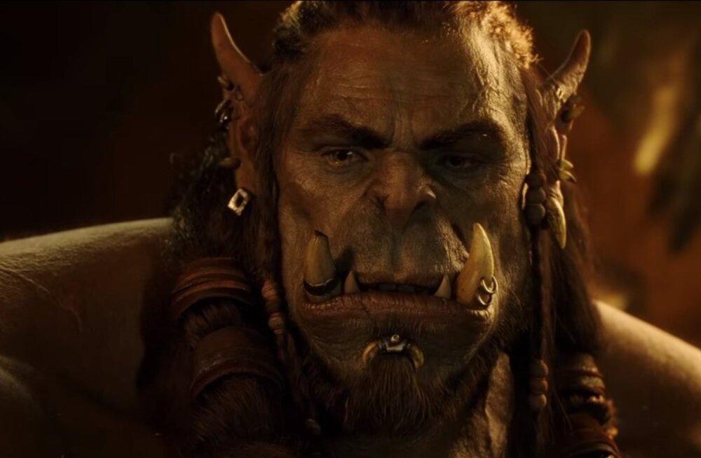 """Võimas fantaasiafilm """"Warcraft"""" põrus USA kinodes, kuid saavutas edu väga ootamatutes kohtades"""