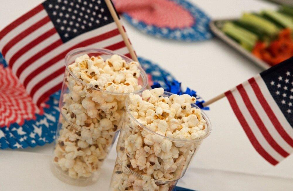 USA saatkond tähistab iseseisvuspäeva