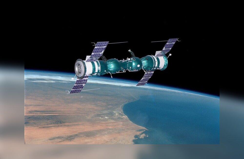 Maailma esimene kosmosejaam 1969. a: õnnestunud eksperiment pööraste probleemidega