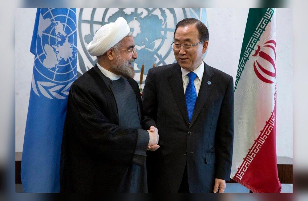 Süüria opositsioon ähvardab Iraani tõttu kõnelusi boikoteerida