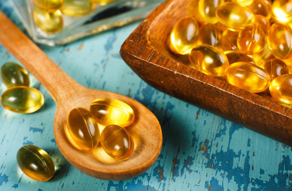 e6d03b0c6d5 Eesti teadlaste uuring: D-vitamiini puudus noorte meeste organismis on  arvatust tunduvalt suurem