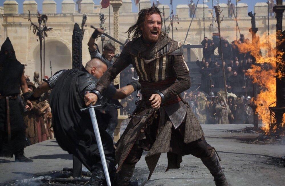 """ARVUSTUS: Mart Sander uuest suurfilmist """"Assassin's Creed"""": see on valesti ajastatud põnevussegadik"""