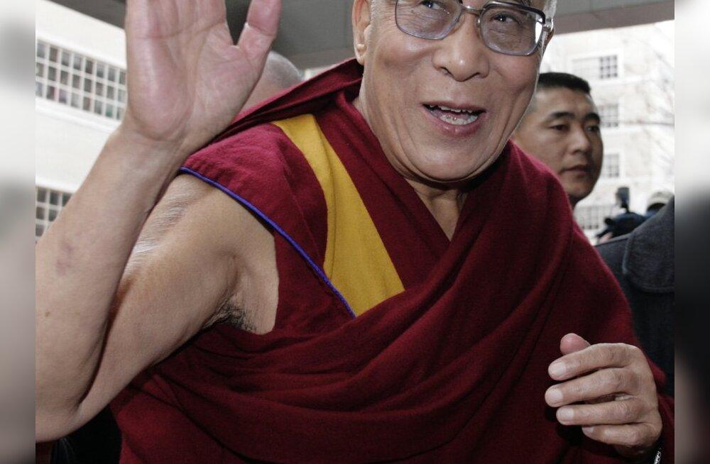 Grünberg: Eesti riigijuhid kardavad dalai-laamaga kohtuda