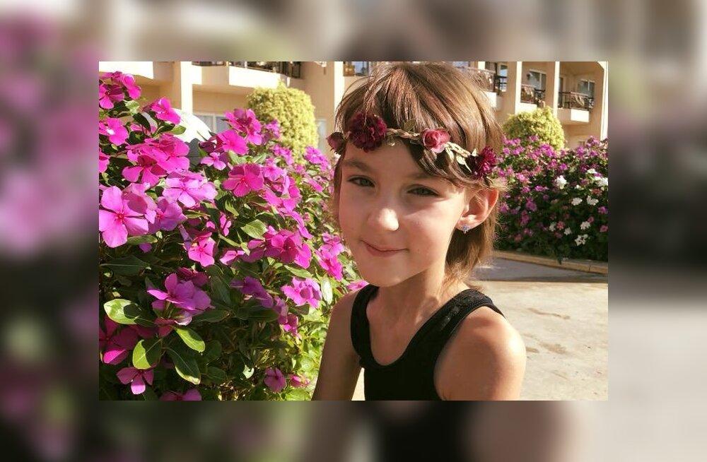 Aasta imelisest heateost: üle 8000 annetaja toetas raskelt haiget tüdrukut 200 000 euroga
