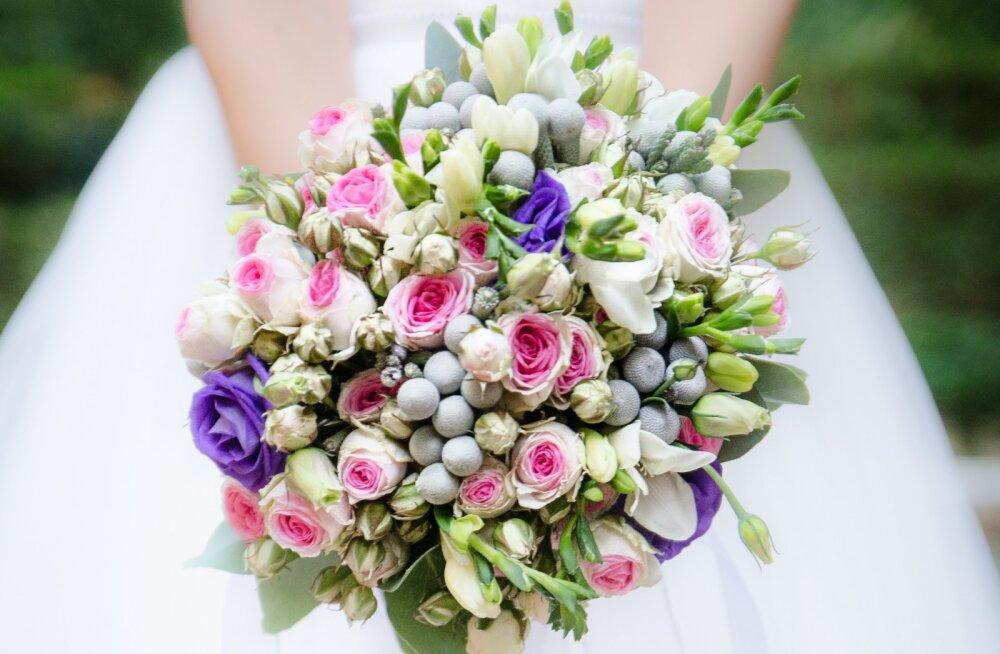 Florist annab nõu: mida silmas pidada, kui asute pulmalilli tellima