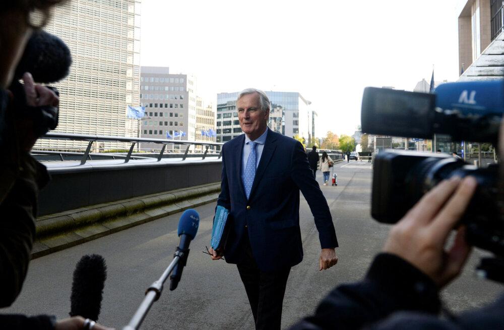 EL-i suursaadikud leppisid põhimõtteliselt kokku Brexiti ajapikenduse andmises