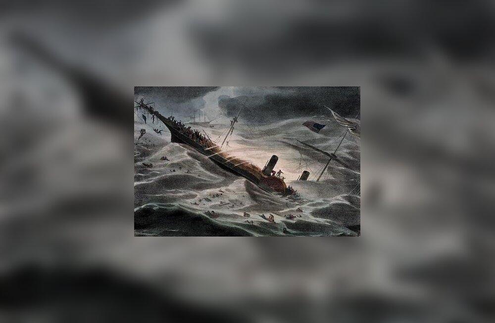 Mitte ei mäleta: merepõhjast aarde üles toonud mees on kongis, kuni kulla asukoht meenub