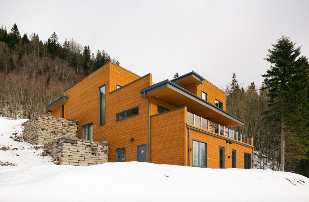 Aasta tehasemaja 2016: EstNor OÜ, Eramu Norras