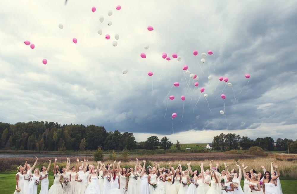 Suur pruutide kokkutulek 2015