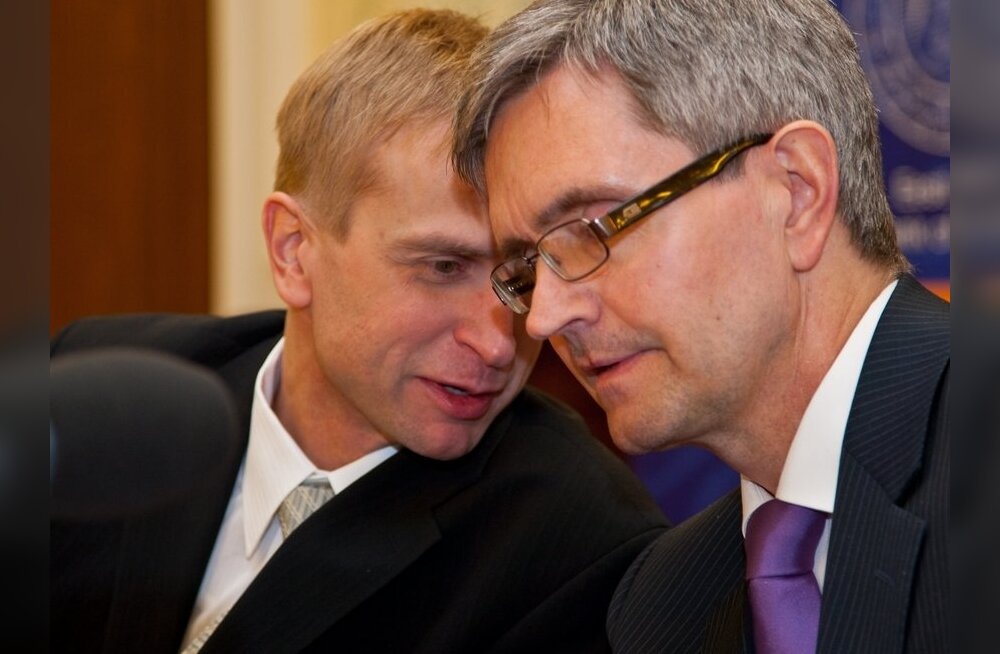 Meelis Atonen: Lipstok poleks tohtinud minna nõukogu ette kandidaatidega, kes toetust ei leia