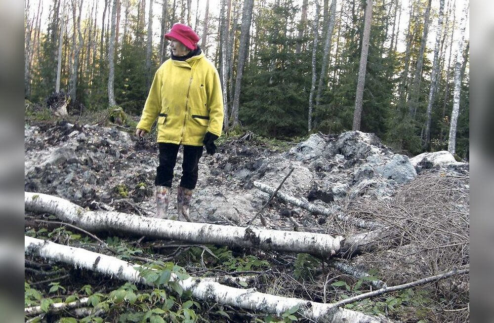 Eha Metsallik: Loodust hoiab inimese süda