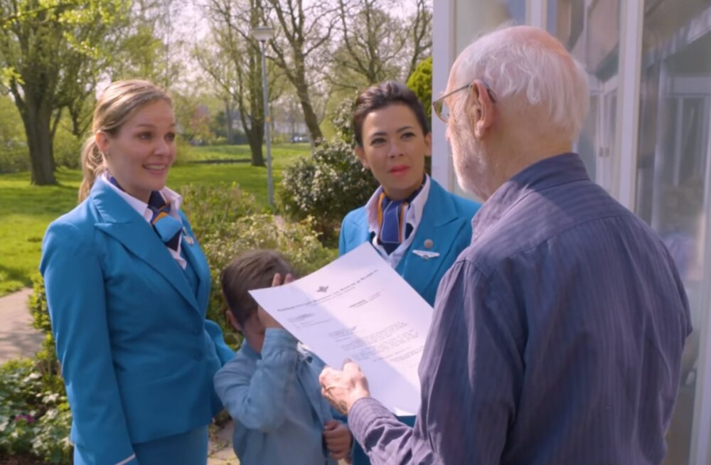 Приз от авиакомпании нашел победителя 83 года спустя