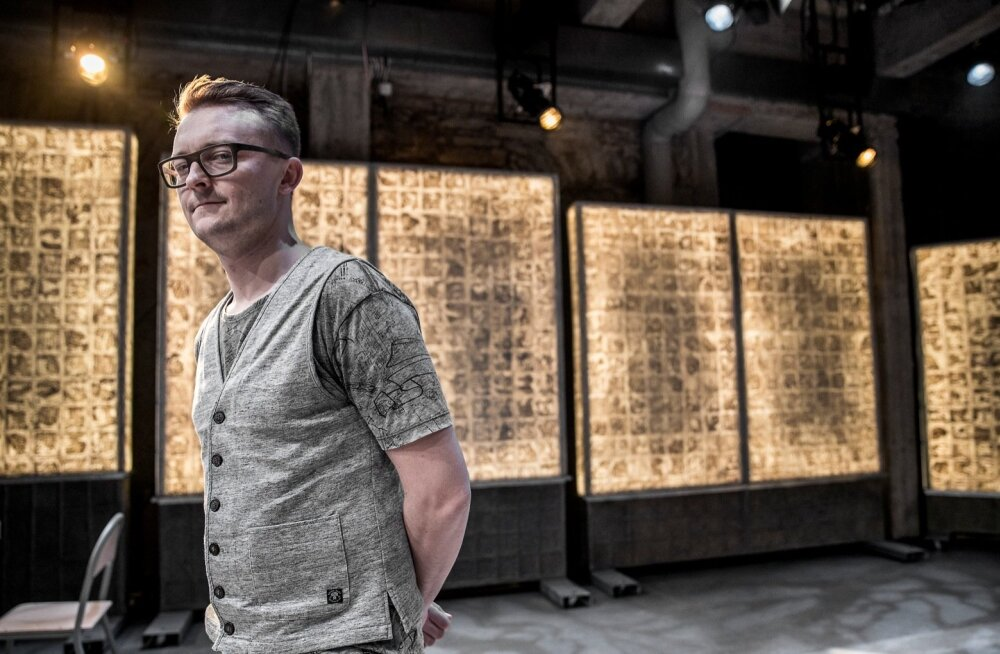 Lavastaja Antti Mikkola on Macbethi loo tänapäeva toonud.