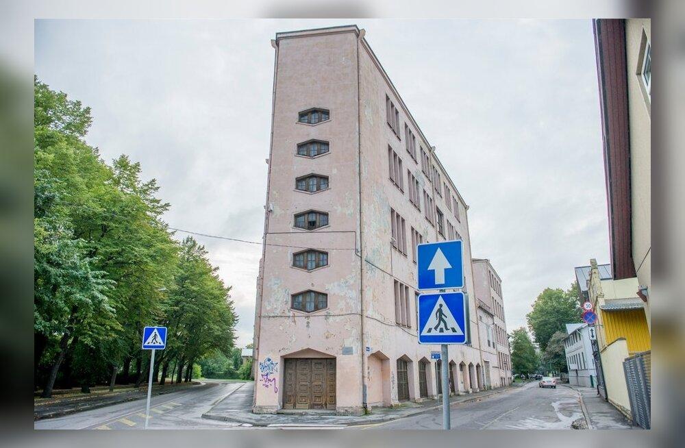 Sellesse majja tuleb EKA uus hoone