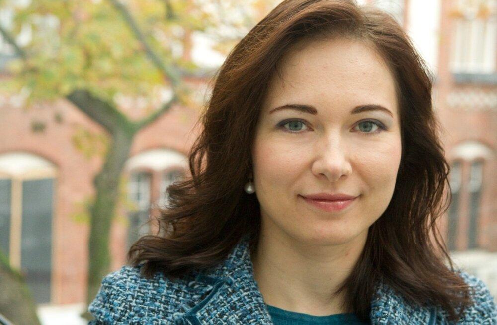 Orsolya Soosaar, Eesti Panga ökonomist