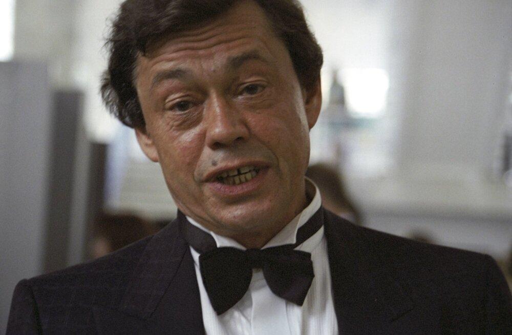 Actor Nikolai Karachentsev