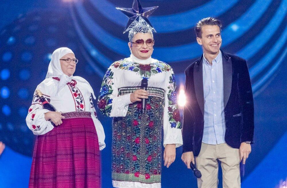 Eurovisioni finaal 2017