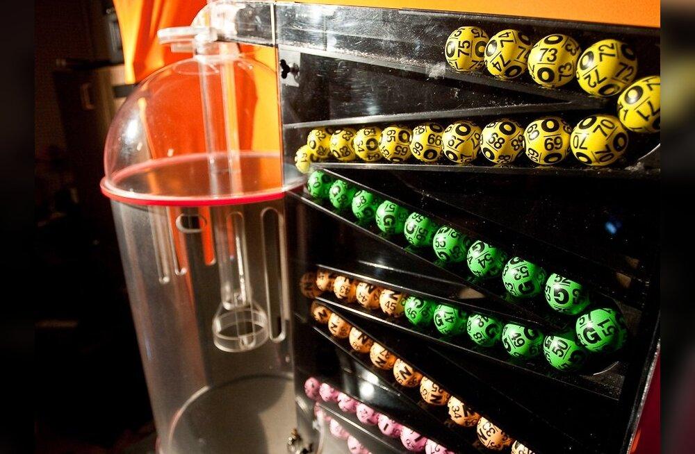 Soomes läheb loosi ajaloo suurim <em>jackpot</em> 112 miljonit