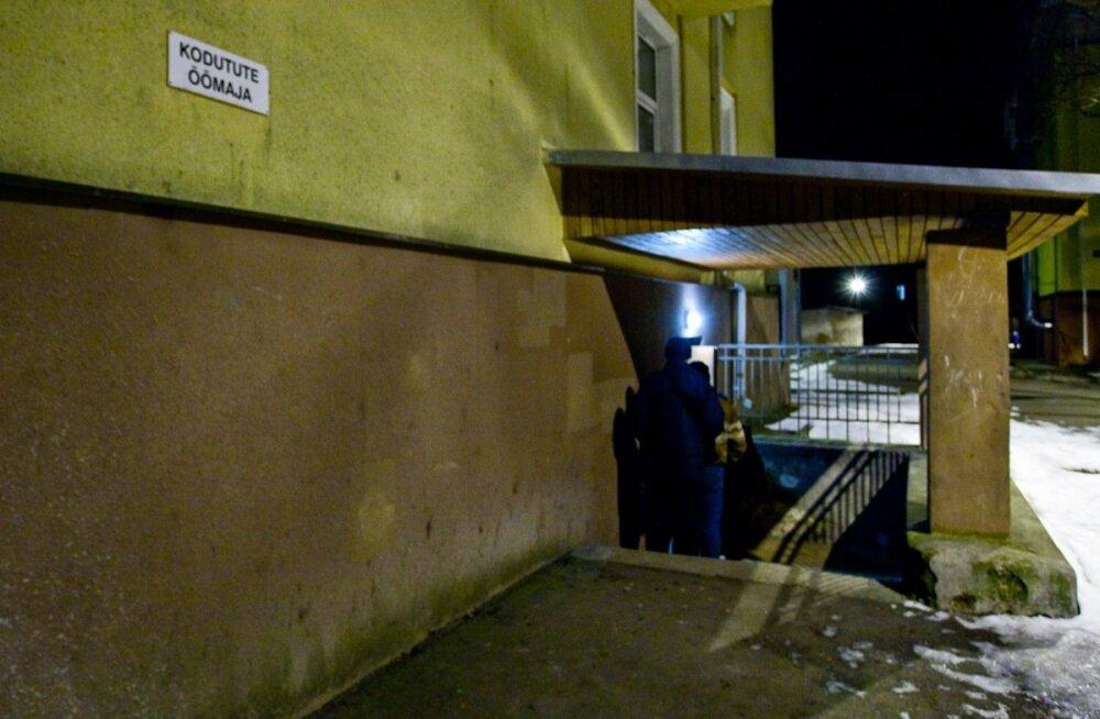 Kodutute öömaja Alasi tänaval