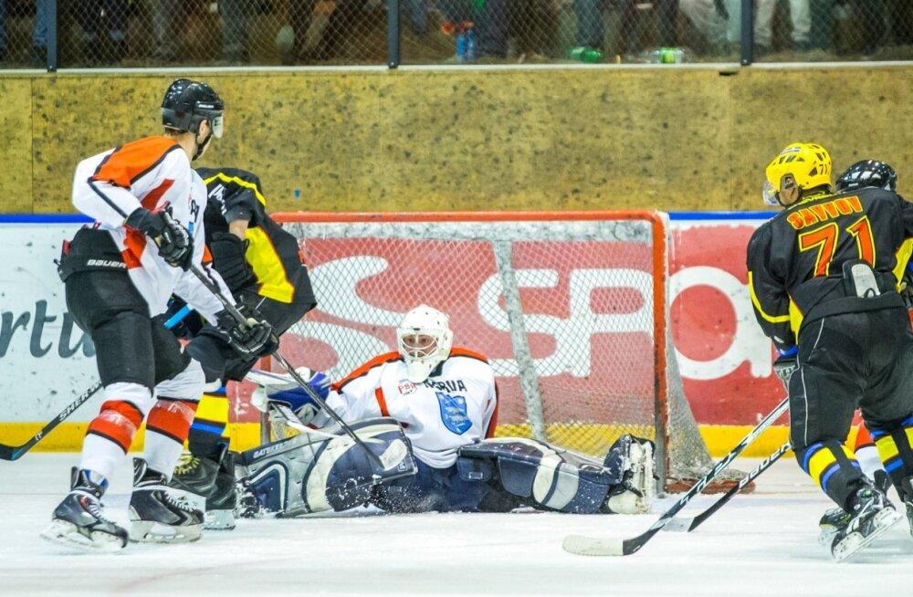 Tartu Kalev-Välk vs Narva PSK